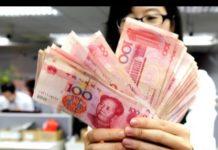 Chuyển tiền qua tài khoản Trung Quốc tin cậy