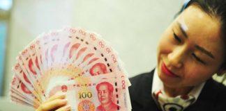 Chuyển tiền sang Trung Quốc qua ngân hàng