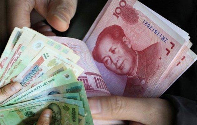 Chỉ được chuyển tiền sang Trung Quốc tại các đơn vị cấp phép