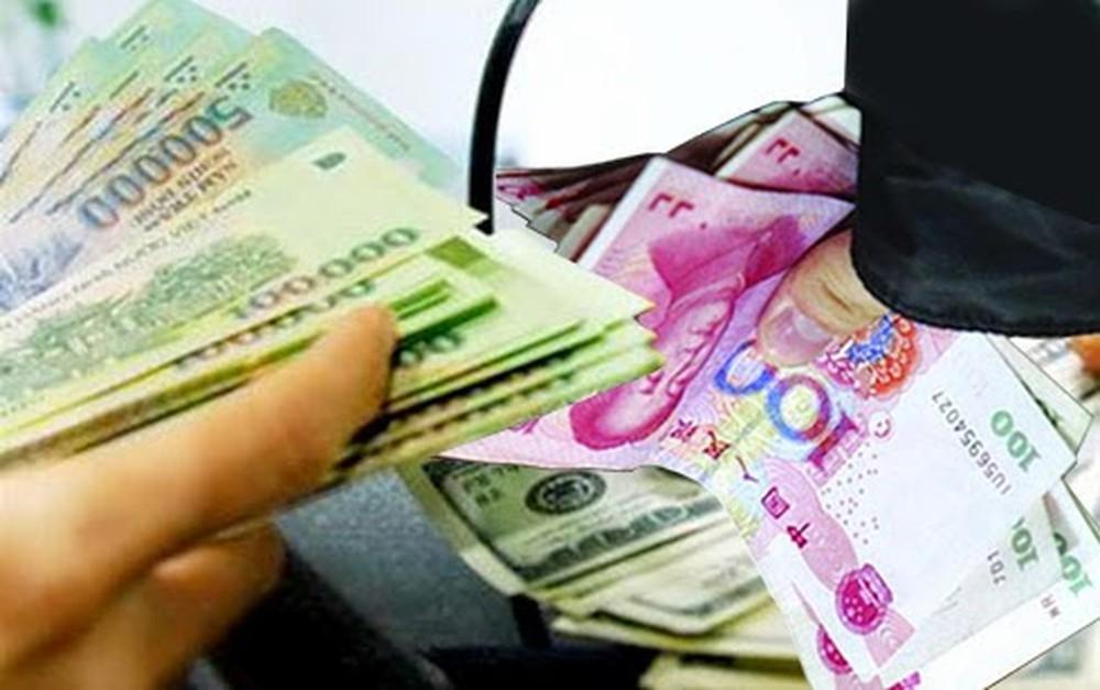 chuyển tiền qua Trung Quốc