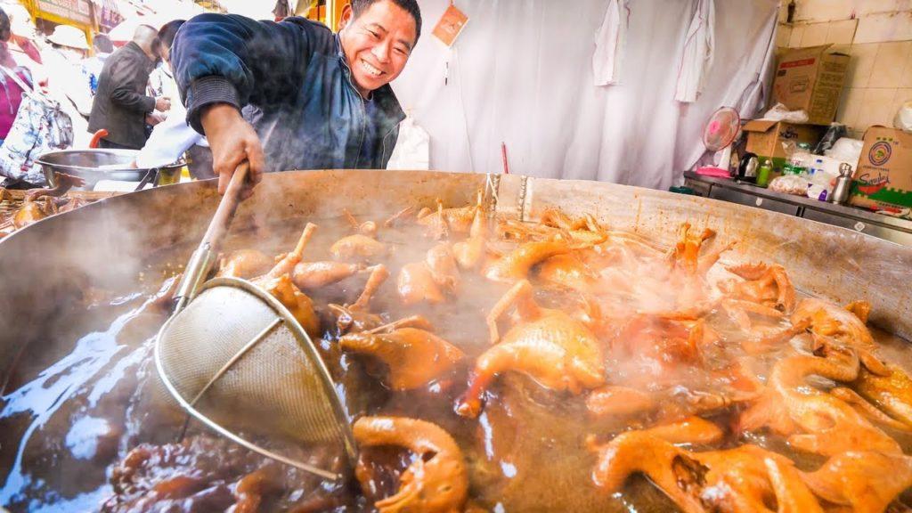 Đồ ăn tại Trung Quốc