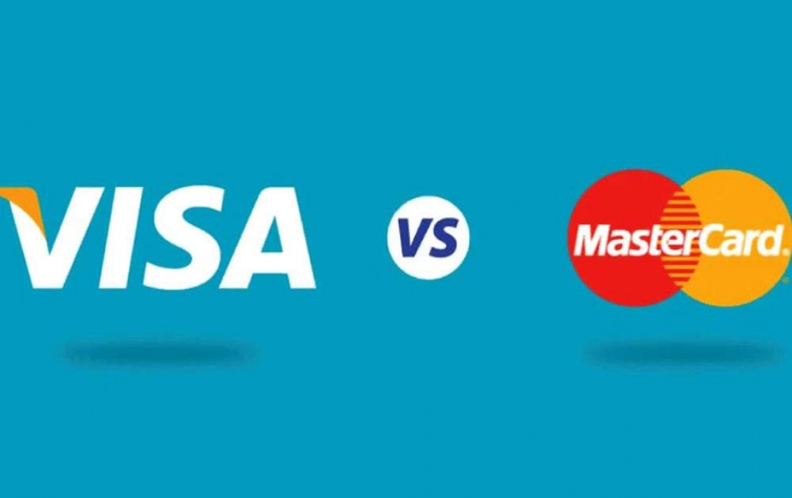 thẻ Visa hay thẻ MasterCard